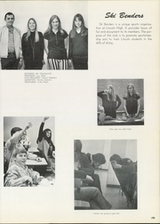 Page 199, 1970 Edition, Lincoln High School - President Yearbook (Denver, CO) online yearbook collection