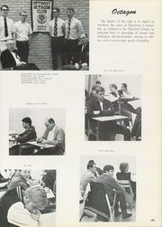 Page 203, 1970 Edition, Lincoln High School - President Yearbook (Denver, CO) online yearbook collection