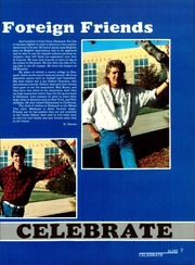 Page 11, 1987 Edition, Lincoln High School - President Yearbook (Denver, CO) online yearbook collection
