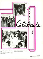 Page 13, 1987 Edition, Lincoln High School - President Yearbook (Denver, CO) online yearbook collection
