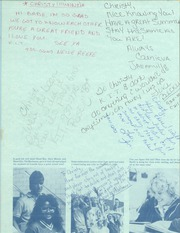Page 2, 1987 Edition, Lincoln High School - President Yearbook (Denver, CO) online yearbook collection