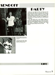 Page 13, 1988 Edition, Lincoln High School - President Yearbook (Denver, CO) online yearbook collection