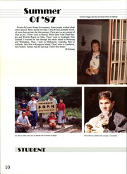 Page 14, 1988 Edition, Lincoln High School - President Yearbook (Denver, CO) online yearbook collection