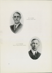 Page 9, 1922 Edition, Palmer High School - Terror Trail Yearbook (Colorado Springs, CO) online yearbook collection