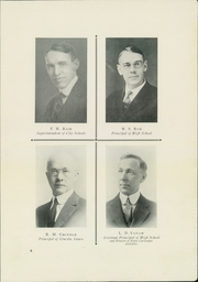 Page 7, 1923 Edition, Palmer High School - Terror Trail Yearbook (Colorado Springs, CO) online yearbook collection