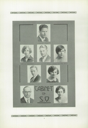 Page 10, 1927 Edition, Palmer High School - Terror Trail Yearbook (Colorado Springs, CO) online yearbook collection