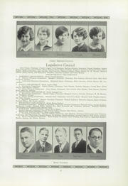 Page 13, 1927 Edition, Palmer High School - Terror Trail Yearbook (Colorado Springs, CO) online yearbook collection