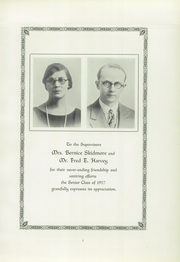 Page 7, 1927 Edition, Palmer High School - Terror Trail Yearbook (Colorado Springs, CO) online yearbook collection