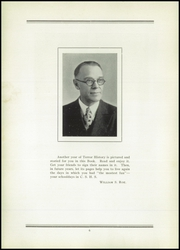 Page 12, 1931 Edition, Palmer High School - Terror Trail Yearbook (Colorado Springs, CO) online yearbook collection
