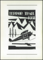 Page 7, 1931 Edition, Palmer High School - Terror Trail Yearbook (Colorado Springs, CO) online yearbook collection
