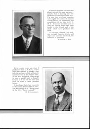 Page 14, 1934 Edition, Palmer High School - Terror Trail Yearbook (Colorado Springs, CO) online yearbook collection