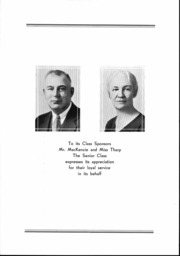 Page 16, 1934 Edition, Palmer High School - Terror Trail Yearbook (Colorado Springs, CO) online yearbook collection