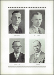 Page 12, 1935 Edition, Palmer High School - Terror Trail Yearbook (Colorado Springs, CO) online yearbook collection