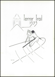 Page 7, 1935 Edition, Palmer High School - Terror Trail Yearbook (Colorado Springs, CO) online yearbook collection