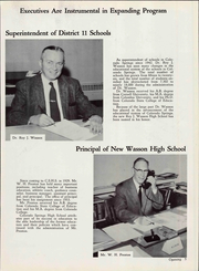 Page 11, 1959 Edition, Palmer High School - Terror Trail Yearbook (Colorado Springs, CO) online yearbook collection