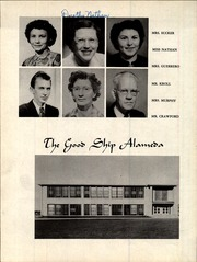Page 12, 1950 Edition, Alameda High School - Pirate Yearbook (Denver, CO) online yearbook collection