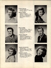 Page 14, 1950 Edition, Alameda High School - Pirate Yearbook (Denver, CO) online yearbook collection