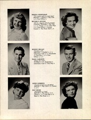 Page 15, 1950 Edition, Alameda High School - Pirate Yearbook (Denver, CO) online yearbook collection