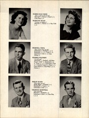Page 16, 1950 Edition, Alameda High School - Pirate Yearbook (Denver, CO) online yearbook collection
