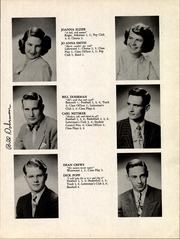 Page 17, 1950 Edition, Alameda High School - Pirate Yearbook (Denver, CO) online yearbook collection