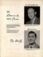 Page 8, 1950 Edition, Alameda High School - Pirate Yearbook (Denver, CO) online yearbook collection