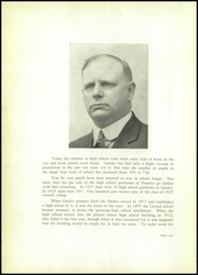 Page 10, 1926 Edition, Greeley Central High School - Spud Yearbook (Greeley, CO) online yearbook collection