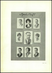 Page 8, 1926 Edition, Greeley Central High School - Spud Yearbook (Greeley, CO) online yearbook collection