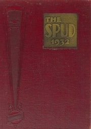 1932 Edition, Greeley Central High School - Spud Yearbook (Greeley, CO)