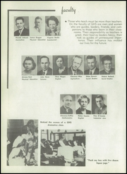 Page 16, 1947 Edition, Greeley Central High School - Spud Yearbook (Greeley, CO) online yearbook collection