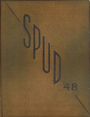 Page 1, 1948 Edition, Greeley Central High School - Spud Yearbook (Greeley, CO) online yearbook collection