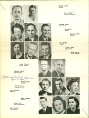 Page 16, 1948 Edition, Greeley Central High School - Spud Yearbook (Greeley, CO) online yearbook collection