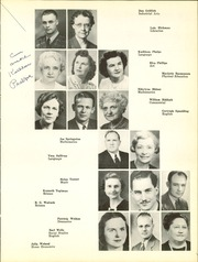 Page 17, 1948 Edition, Greeley Central High School - Spud Yearbook (Greeley, CO) online yearbook collection