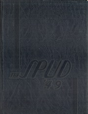 1949 Edition, Greeley Central High School - Spud Yearbook (Greeley, CO)