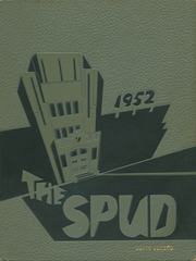 1952 Edition, Greeley Central High School - Spud Yearbook (Greeley, CO)