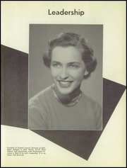 Page 13, 1953 Edition, Greeley Central High School - Spud Yearbook (Greeley, CO) online yearbook collection