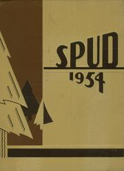 1954 Edition, Greeley Central High School - Spud Yearbook (Greeley, CO)