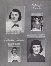 Page 16, 1955 Edition, Greeley Central High School - Spud Yearbook (Greeley, CO) online yearbook collection