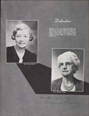 Page 7, 1955 Edition, Greeley Central High School - Spud Yearbook (Greeley, CO) online yearbook collection