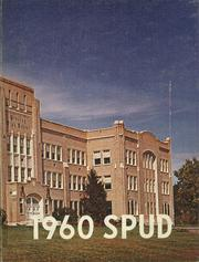 1960 Edition, Greeley Central High School - Spud Yearbook (Greeley, CO)