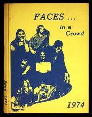 1974 Edition, Greeley Central High School - Spud Yearbook (Greeley, CO)