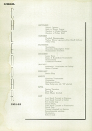 Page 10, 1952 Edition, Durango High School - Toltec Yearbook (Durango, CO) online yearbook collection
