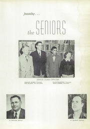 Page 17, 1952 Edition, Durango High School - Toltec Yearbook (Durango, CO) online yearbook collection