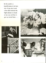 Page 14, 1971 Edition, Thomas Jefferson High School - Aristocrat Yearbook (Denver, CO) online yearbook collection