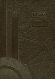 Fort Collins High School - Lambkin Yearbook (Fort Collins, CO) online yearbook collection, 1938 Edition, Page 1
