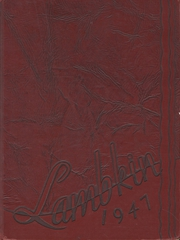 1947 Edition, Fort Collins High School - Lambkin Yearbook (Fort Collins, CO)