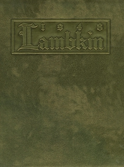 Page 1, 1948 Edition, Fort Collins High School - Lambkin Yearbook (Fort Collins, CO) online yearbook collection