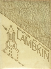 1949 Edition, Fort Collins High School - Lambkin Yearbook (Fort Collins, CO)