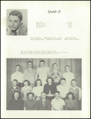 Page 15, 1949 Edition, Fort Collins High School - Lambkin Yearbook (Fort Collins, CO) online yearbook collection