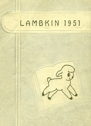 1951 Edition, Fort Collins High School - Lambkin Yearbook (Fort Collins, CO)
