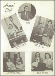 Page 11, 1951 Edition, Fort Collins High School - Lambkin Yearbook (Fort Collins, CO) online yearbook collection